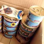 【注文していたプレミアムウェット缶が到着】