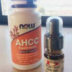 【D-フラクションとAHCC~免疫作用系キノコサプリ2種を比較】