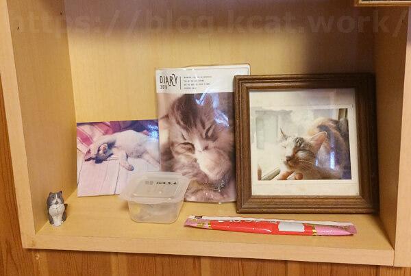 猫祭壇2018/10/14