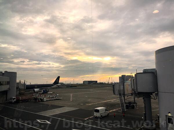 羽田空港 2018/11/4