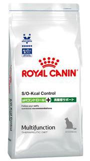 ロイヤルカナン pHコントロール+満腹感サポート ドライ